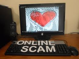 The military dating scam tips4chicsblog for Plenty of fish scams